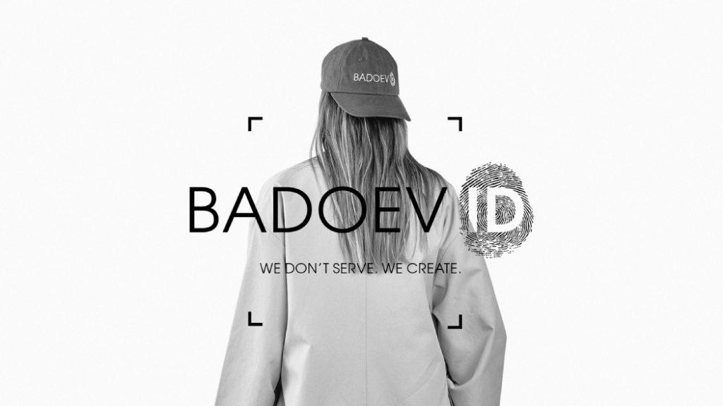 Алан Бадоев объявил о запуске своего креативного агентства Badoev ID