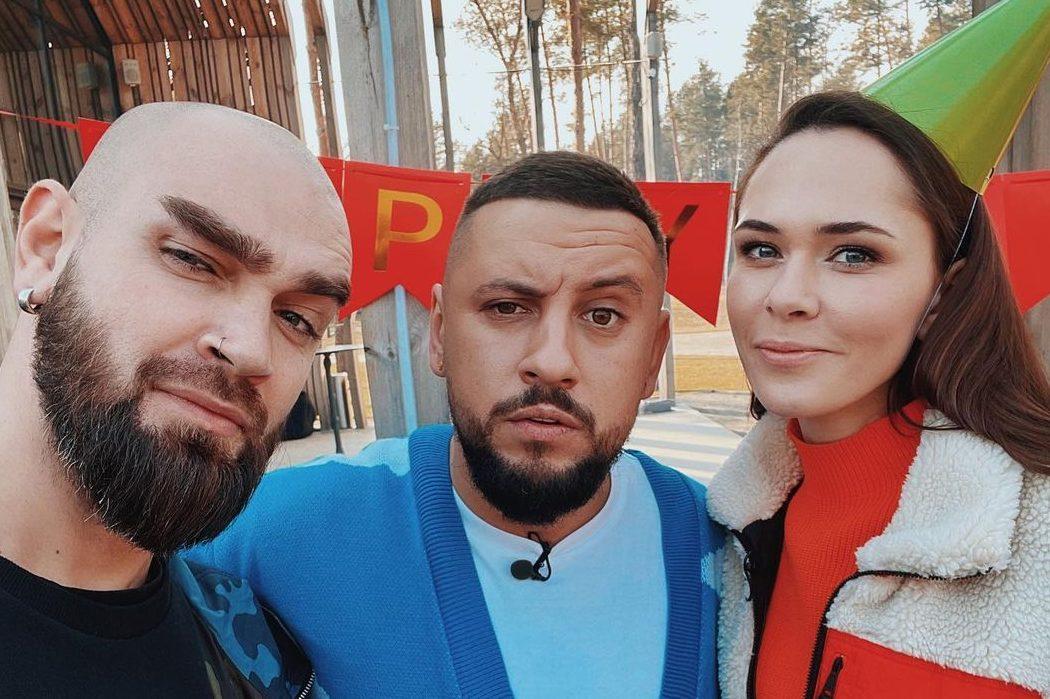 #birthdayman: Надя Дорофеева, Юлия Санина, Леся Никитюк –звездные друзья поздравляют Монатика