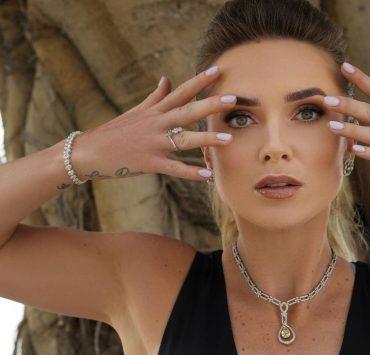Элина Свитолина стала амбассадором ювелирного бренда MaximiliaN London