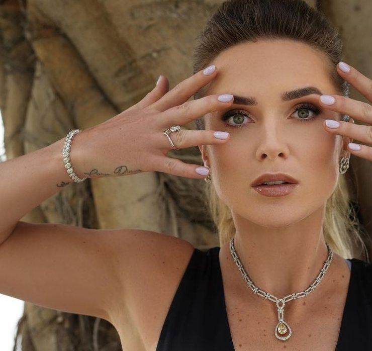 Еліна Світоліна стала амбасадоркою ювелірного бренда MaximiliaN London