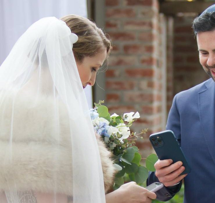 Токены вместо колец: в США прошла первая в мире блокчейн-свадьба
