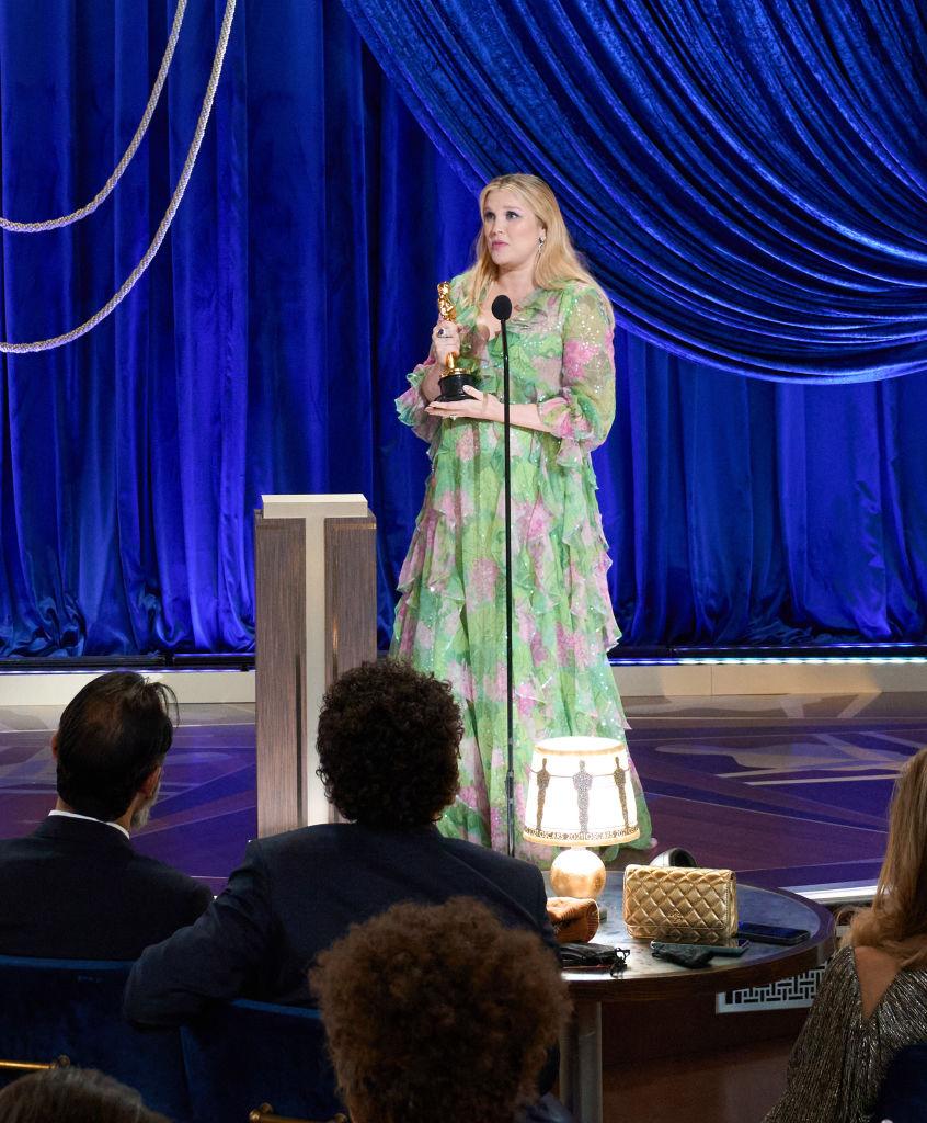 Риз Уизерспун, Марго Робби и Зендая на красной дорожке «Оскар – 2021»