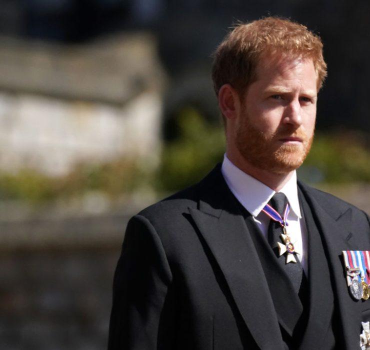 Кадры дня: Великобритания прощается с принцем Филиппом