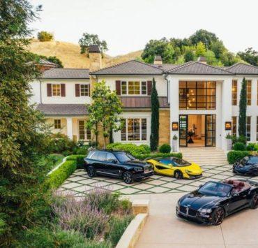 Мадонна приобрела дом у The Weeknd за $19,3 млн: рассматриваем интерьер