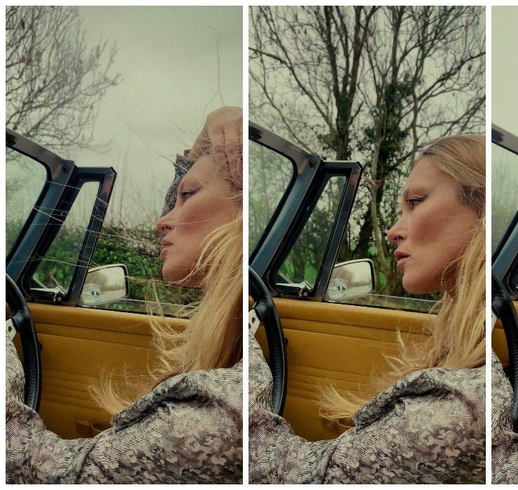 Кейт Мосс сняла видео о своей жизни в виде NFT