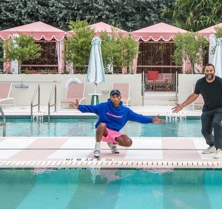 Рай для інстаграмщиків: Фаррелл Вільямс відкрив стильний готель у Маямі