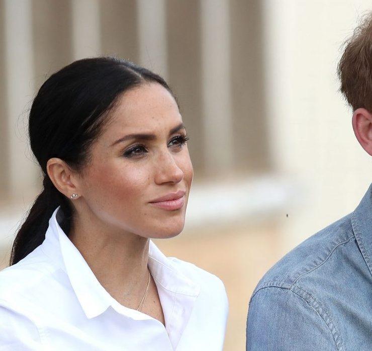 Принц Гаррі прилетів на прощання з принцом Філіпом без Меган Маркл