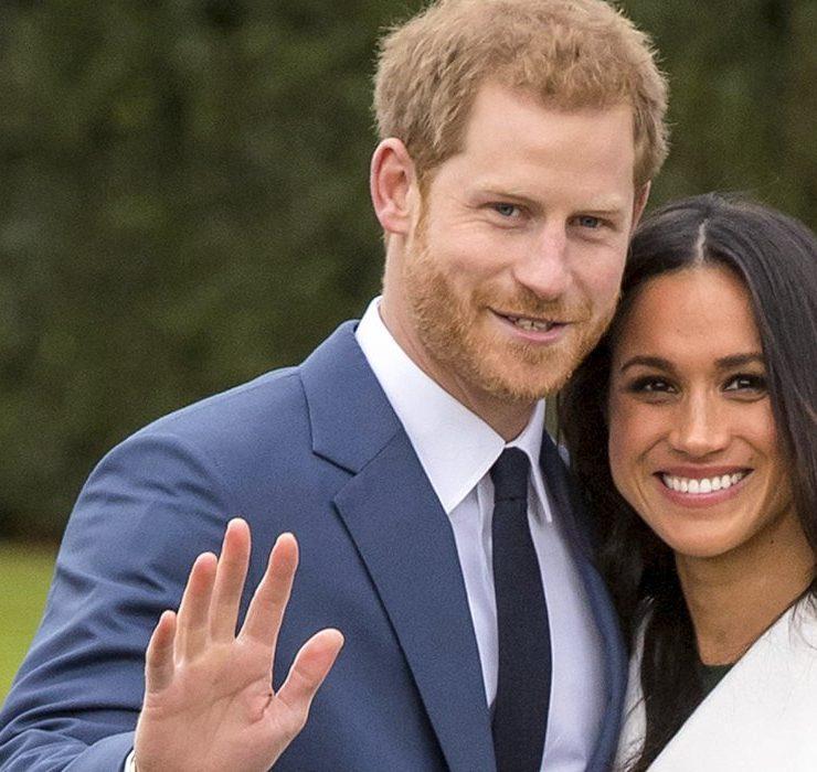 Принц Гаррі і Меган Маркл візьмуть участь у створенні серіалу для Netflix