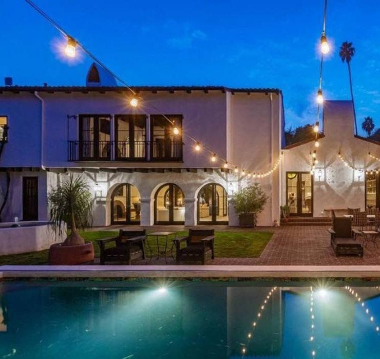 Режисер Раян Мерфі продав будинок у Беверлі-Гіллз: розглядаємо інтер'єр