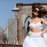 В Dior, Armani и Louis Vuitton: новая фотосессия Ани Тейлор-Джой