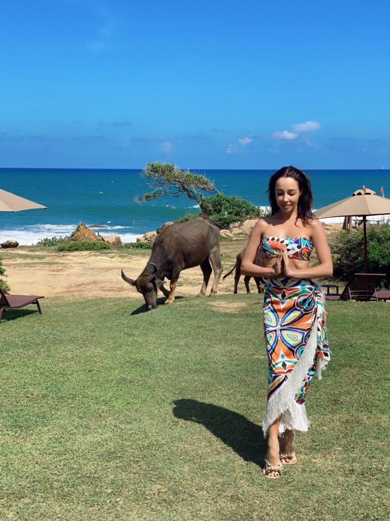 Travel point: экстремальный отдых Екатерины Кухар и Александра Стоянова на Шри-Ланке