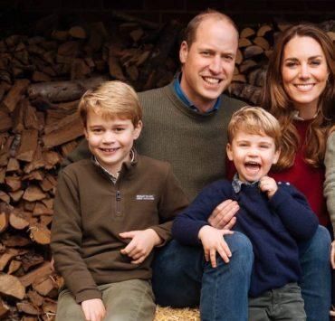Принцу Луи – 3! Кейт Миддлтон показала новое официальное фото сына
