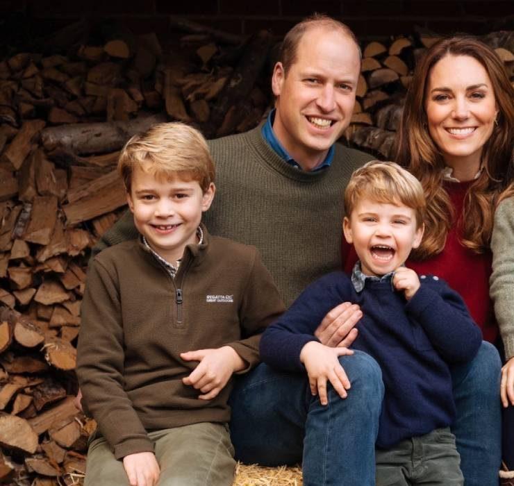 Принцу Луї – 3! Кейт Міддлтон показала нове офіційне фото сина