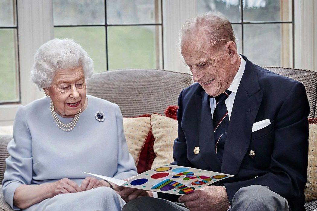 Ушел из жизни муж королевы Елизаветы II принц Филипп