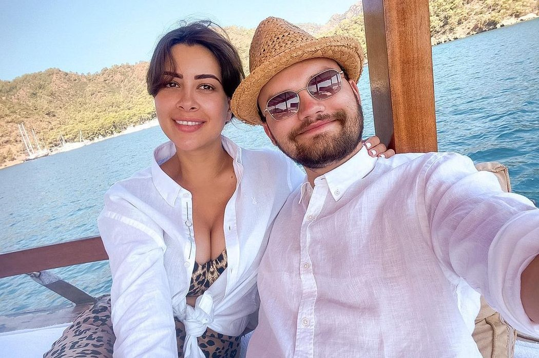 Рамина Эсхакзай выходит замуж