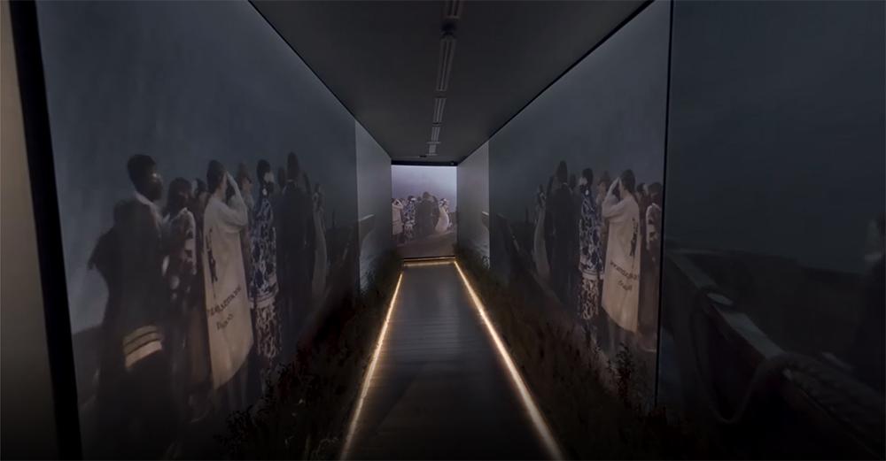 Gucci открыли выставку во Флоренции. Ее можно посетить онлайн