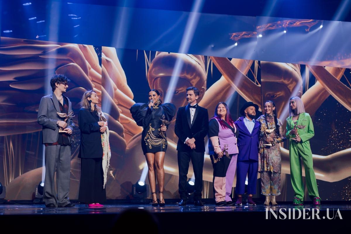 YUNA 2021: церемония награждения и яркая шоу-программа