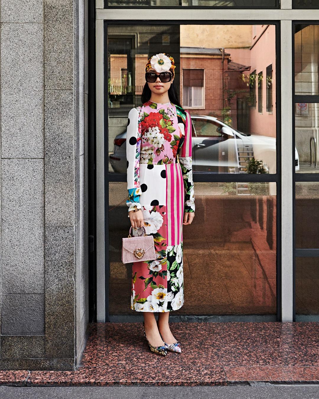 Моделями в новом кампейне Dolce&Gabbana стали обычные люди