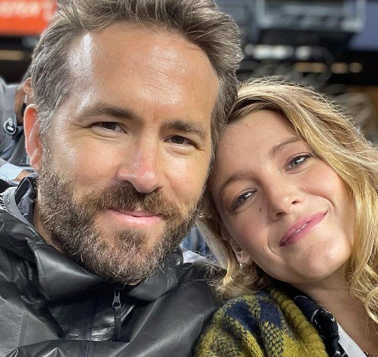 Love is: Блейк Лайвлі та Райан Рейнольдс на «спортивному» побаченні