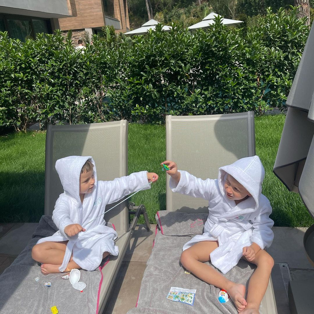 Счастливы вместе: семейные каникулы Monatik в Турции