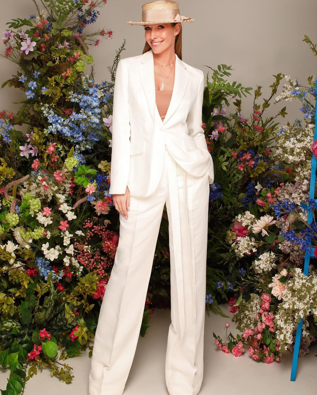 Катя Осадчая и Андре Тан представили совместную коллекцию одежды