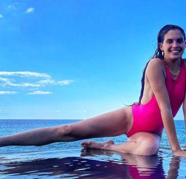 Summer vibe: как Сара Сампайо наслаждается островной жизнью