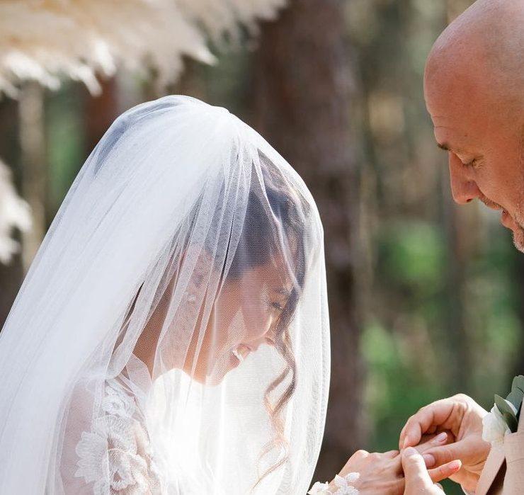 Настя Каменських і Потап відзначили другу річницю весілля