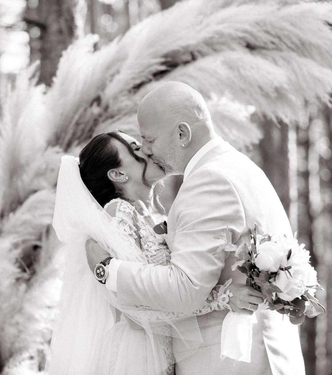 Настя Каменских и Потап отметили вторую годовщину свадьбы
