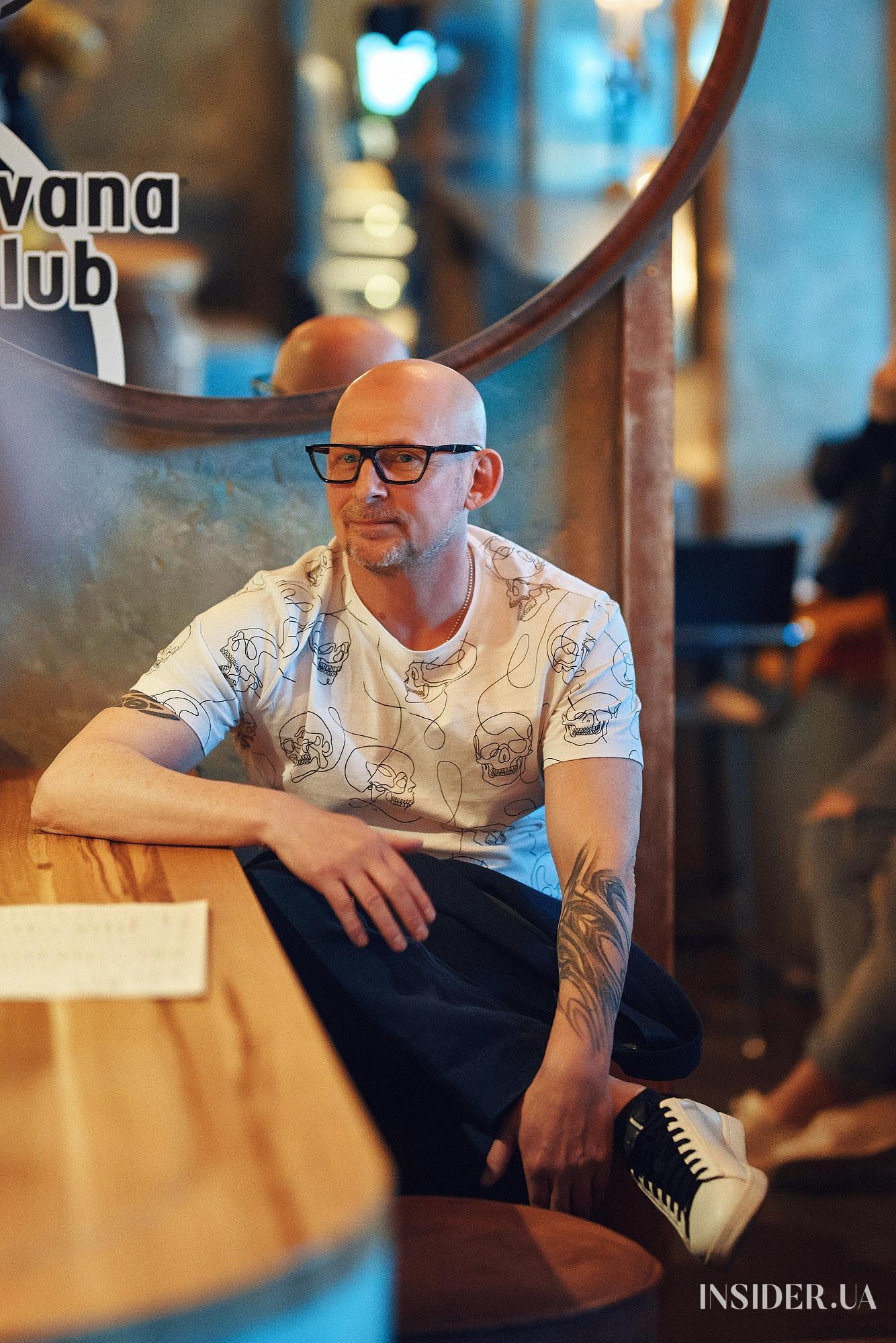 Музыка и авторские коктейли: в Киеве открылся обновленный Gol'da