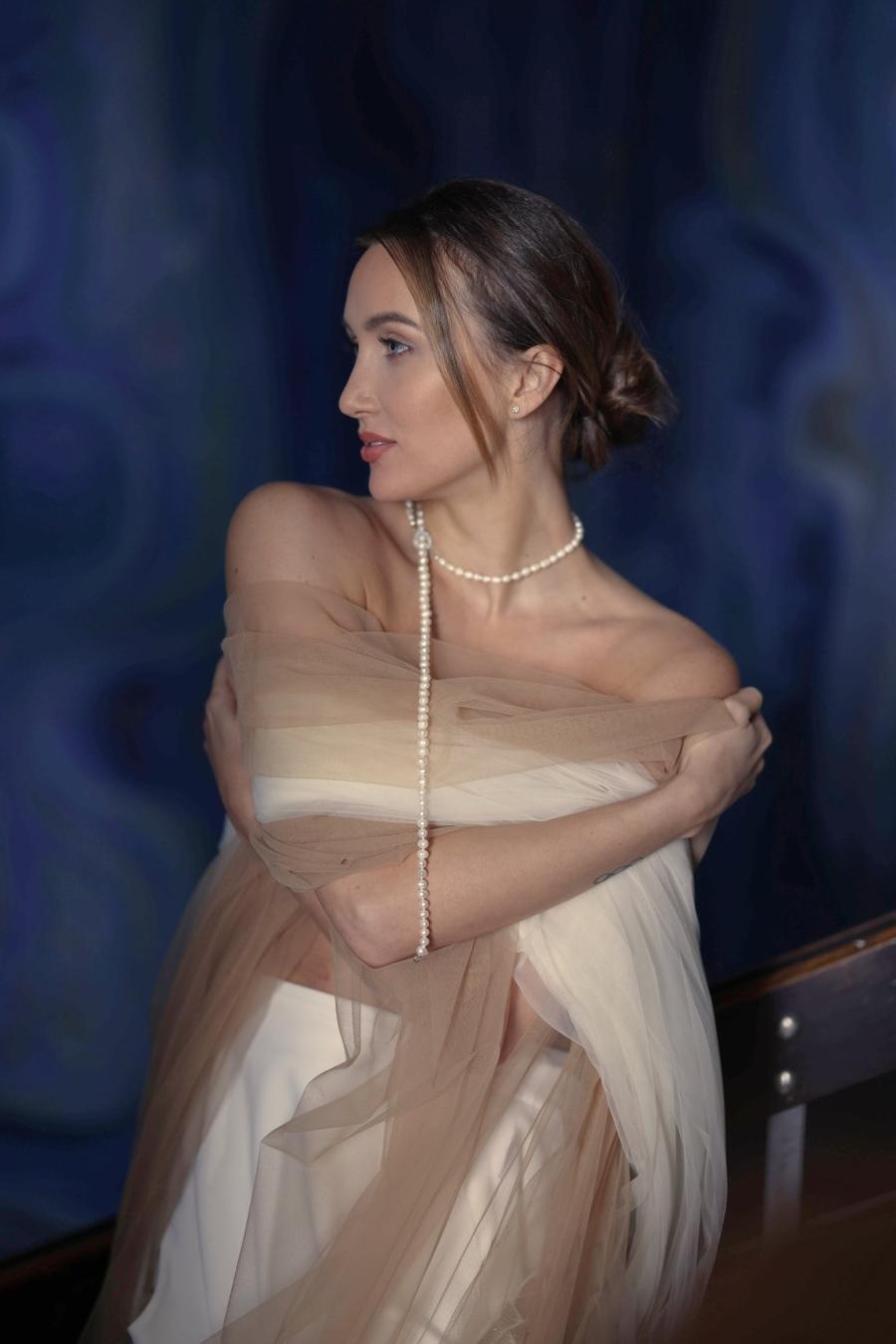 Бэкстейдж: Даша Квиткова и Анна Ризатдинова на съемках проекта SkinScan
