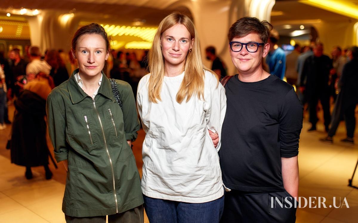 Олег Сенцов, Тоня Ноябрева и другие гости премьеры фильма «Плохие дороги»