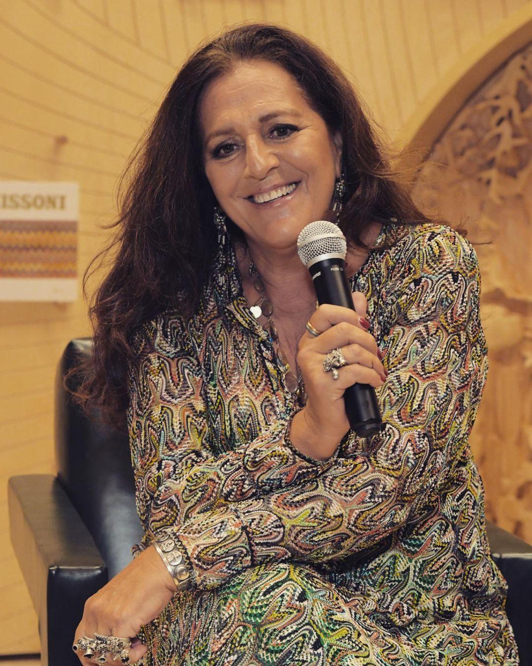 Анджела Миссони покидает пост креативного директора Missoni