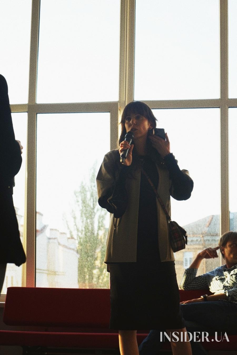 В Kooperativ открылась выставка Наташи Шульте с участием Сергея Жадана