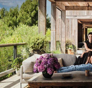 В гостях у Милы Кунис и Эштона Катчера: интерьер нового дома пары в Лос-Анджелесе