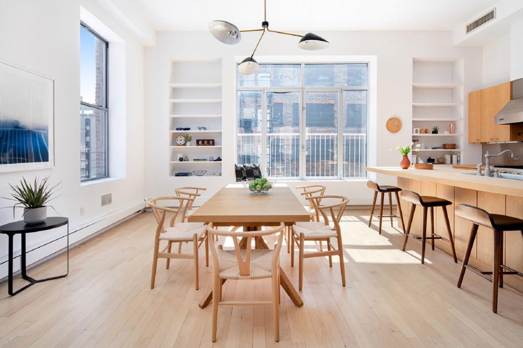 Кейт Уинслет продала пентхаус в центре Нью-Йорка: рассматриваем интерьер