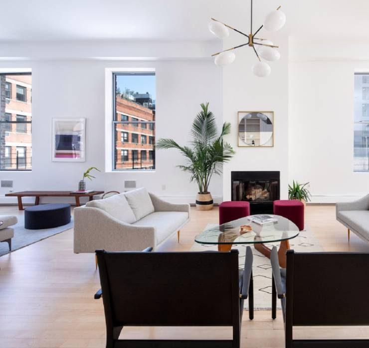 Кейт Вінслет продала пентхаус у центрі Нью-Йорка: розглядаємо інтер'єр