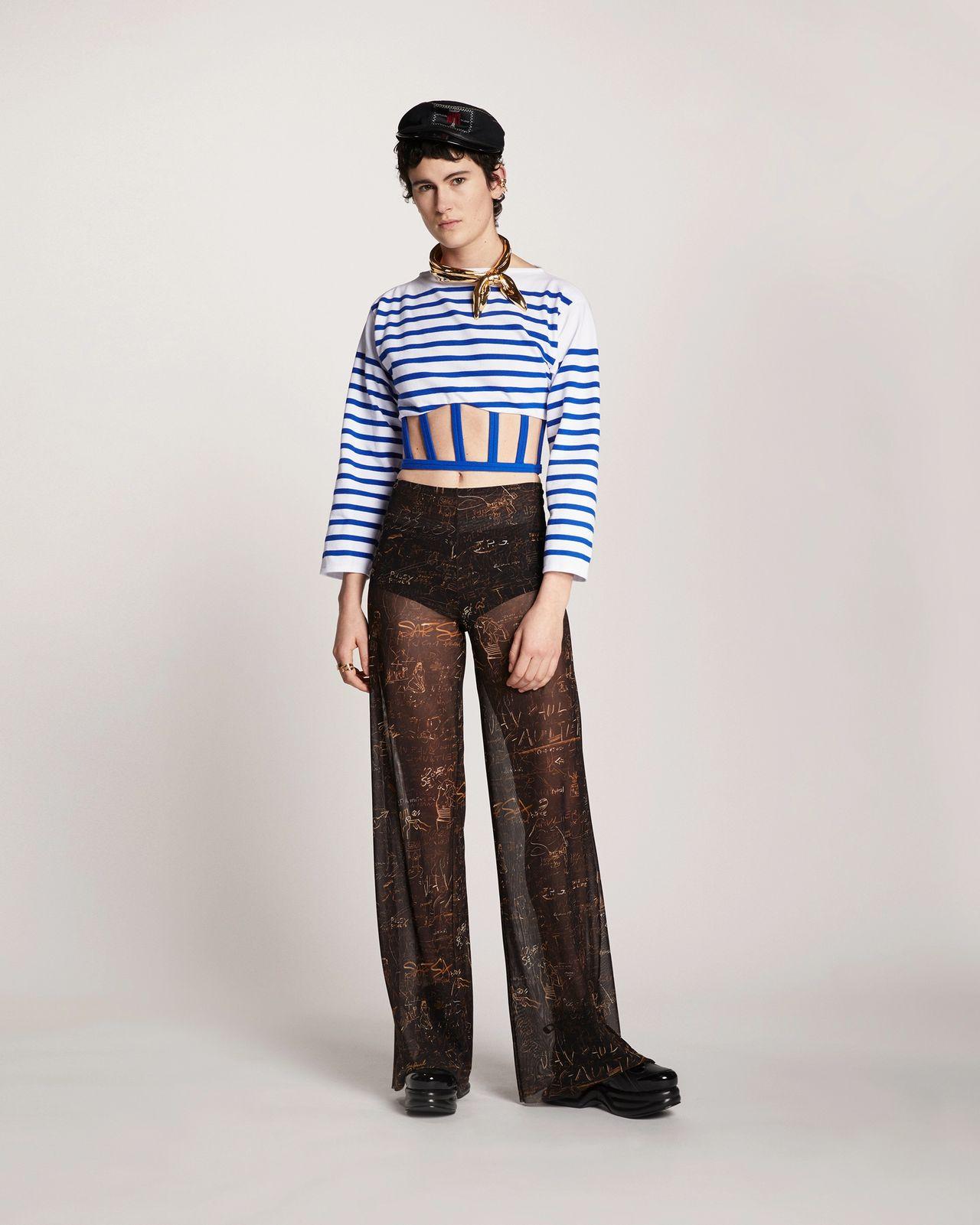 Жан-Поль Готьє представив першу за 6 років ready-to-wear колекцію – і Белла Хадід у центрі