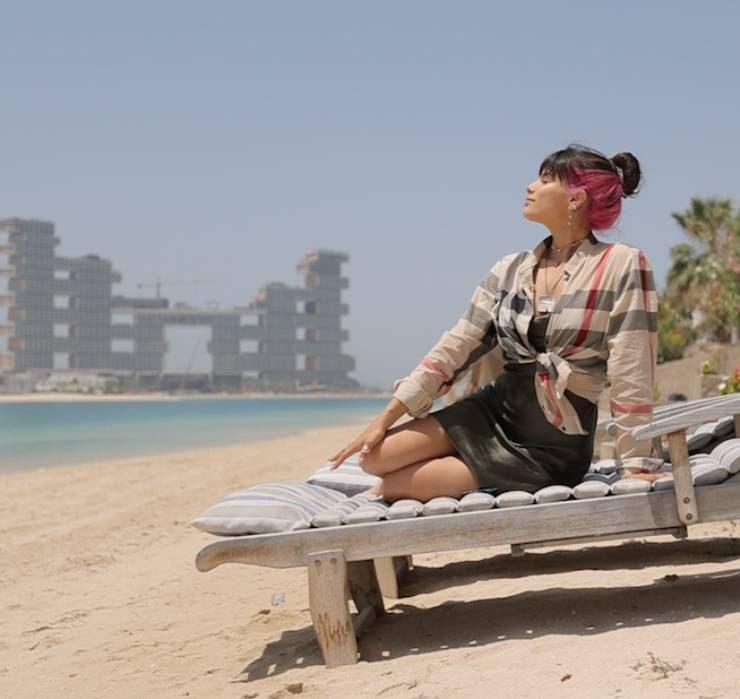 Michelle Andrade стала ведущей нового сезона «Орел&Решка. Земляне»
