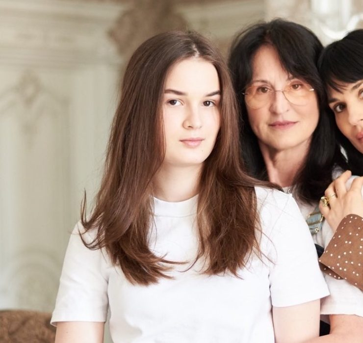 День матері в стрічці Каті Сильченко, Маші Єфросиніної та інших світських героїв