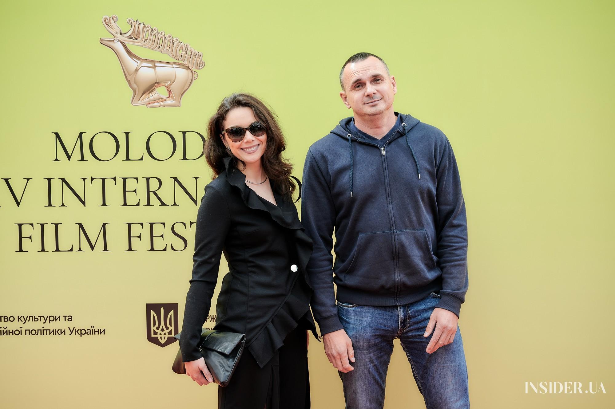 Открытие юбилейного кинофестиваля «Молодость»