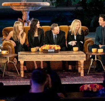Дэвид Бекхэм, Леди Гага и море воспоминаний в спецэпизоде сериала «Друзья»