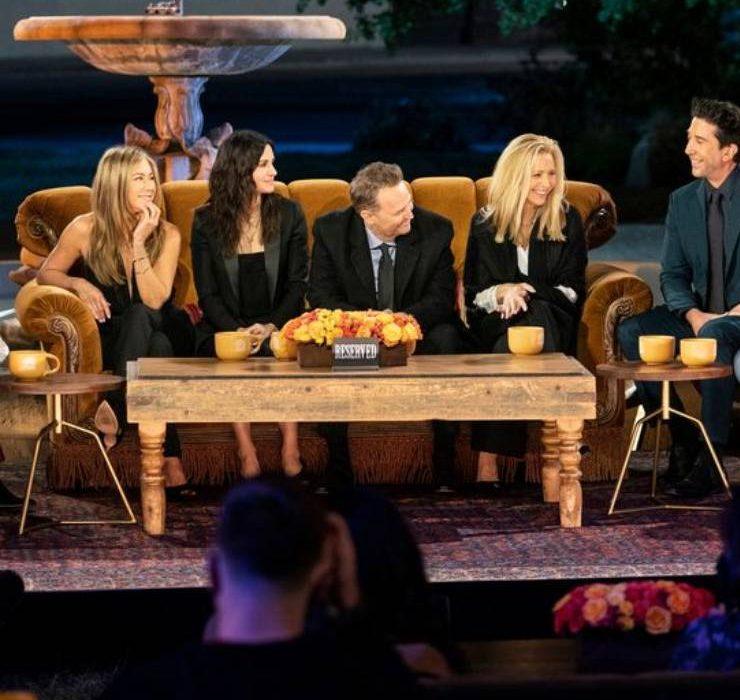 Девід Бекхем, Леді Гага та море спогадів у спецепізоді серіалу «Друзі»