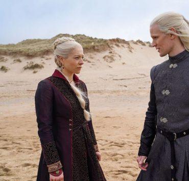 HBO показал первые фото со съемок приквела «Игры престолов»