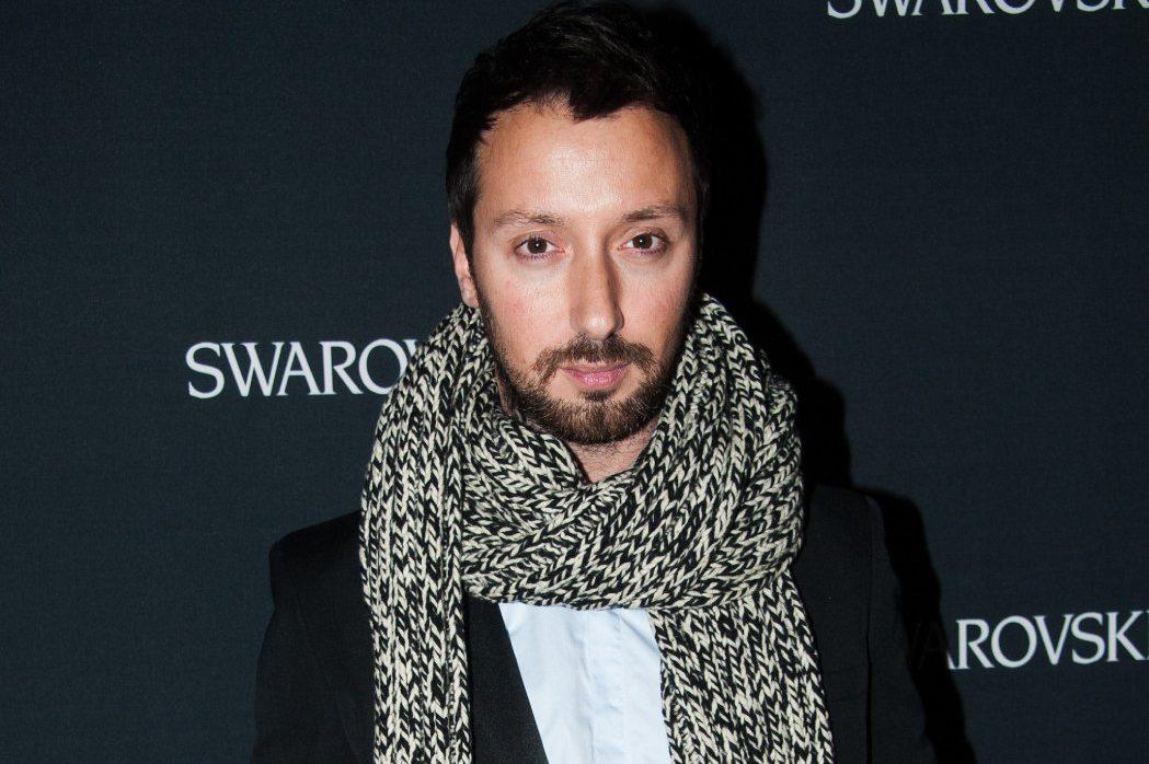 Креативный директор Saint Laurent Энтони Ваккарелло стал отцом