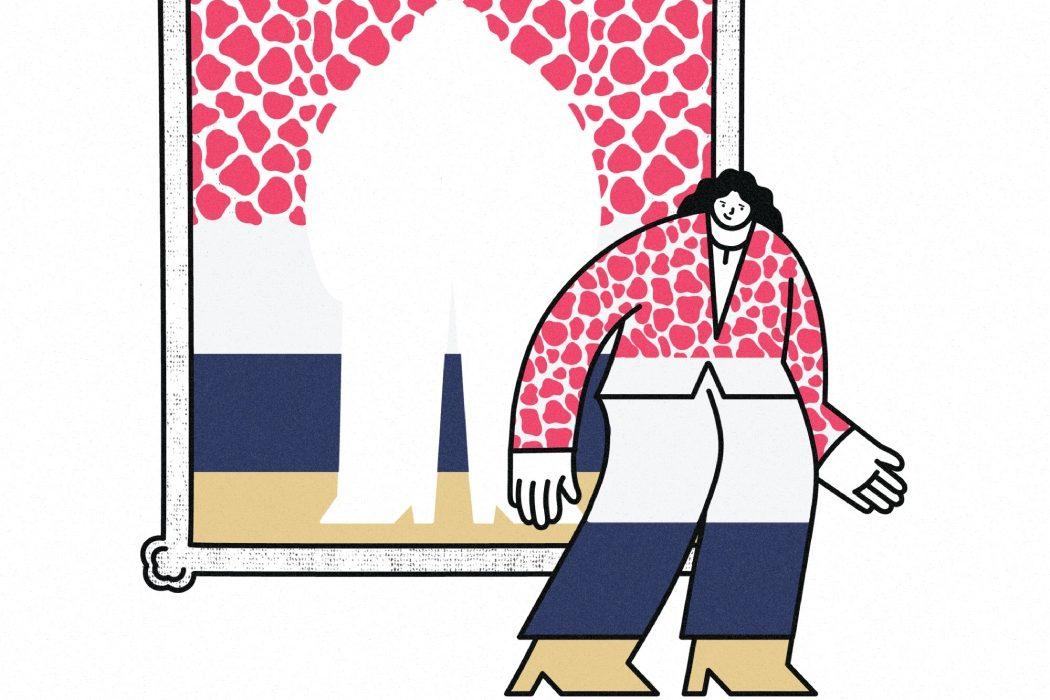 Легкость и простота: бренд THEO и Mr. Zhuravchik создали серию диджитал-иллюстраций