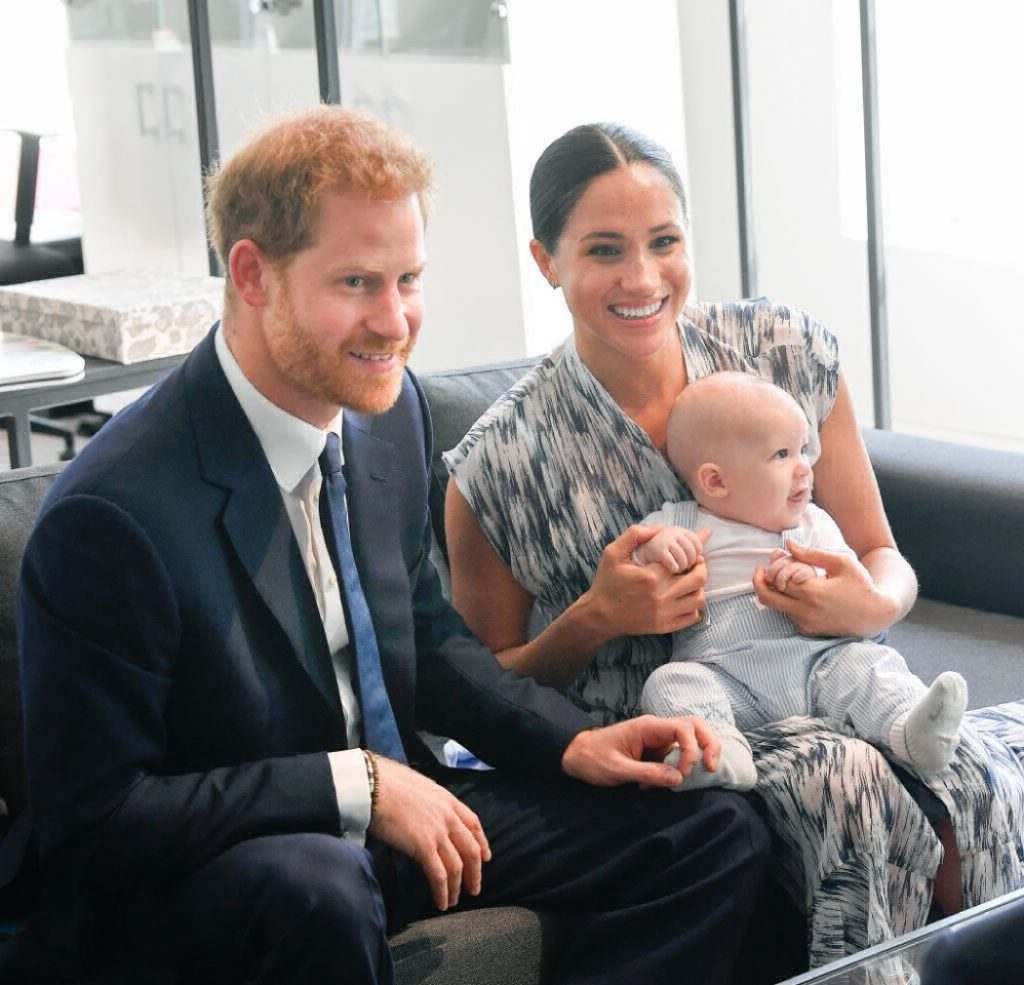Принцу Арчи – 2! Жизнь сына Меган Маркл и принца Гарри в 10 фотографиях