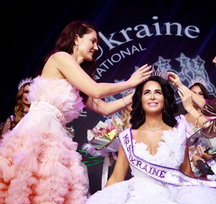Оля Полякова станет хедлайнером конкурса Mrs. Ukraine International 2021