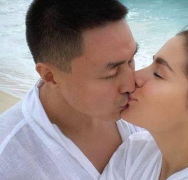 Иванна Онуфрийчук с мужем отправились в медовый месяц на Сейшелы
