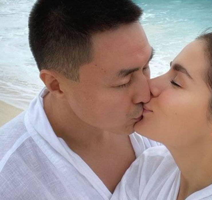 Іванна Онуфрійчук з чоловіком вирушили у весільну подорож на Сейшели