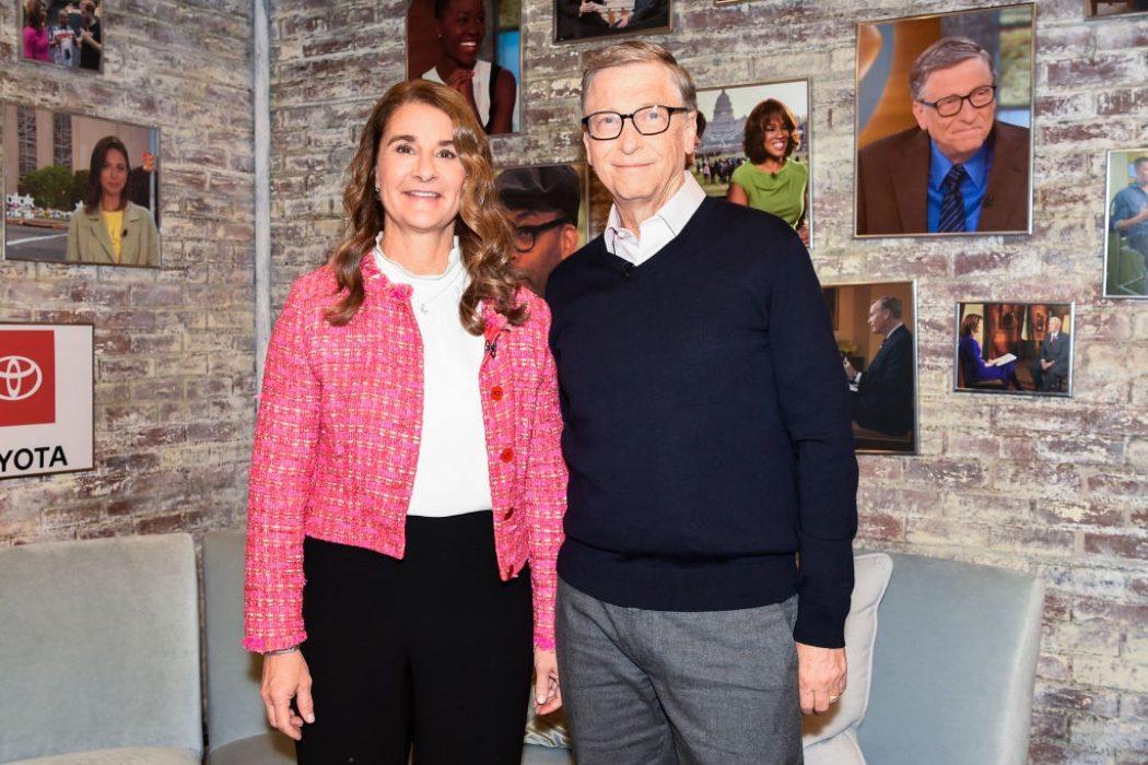 Поделили: после развода Мелинда Гейтс получила акции на более чем $3 миллиарда